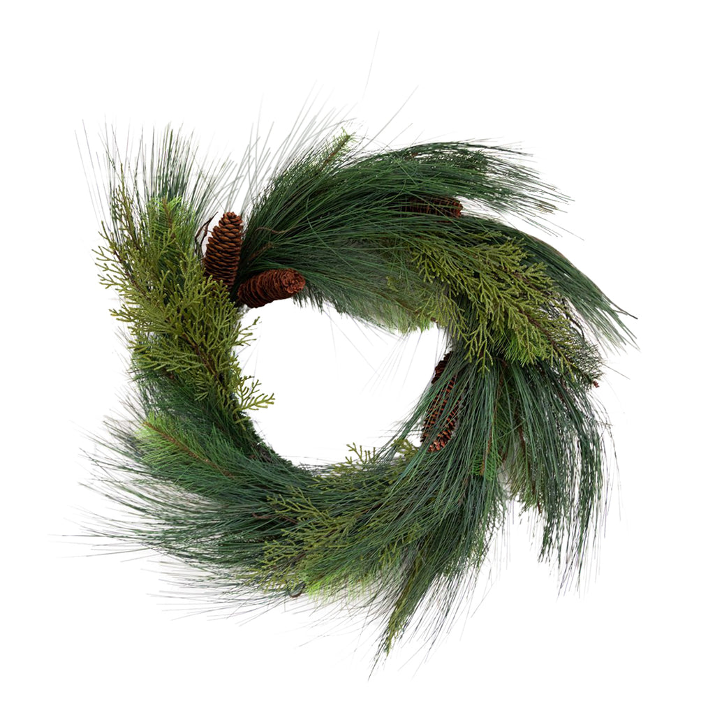 Regal Mixed Pine Wreath