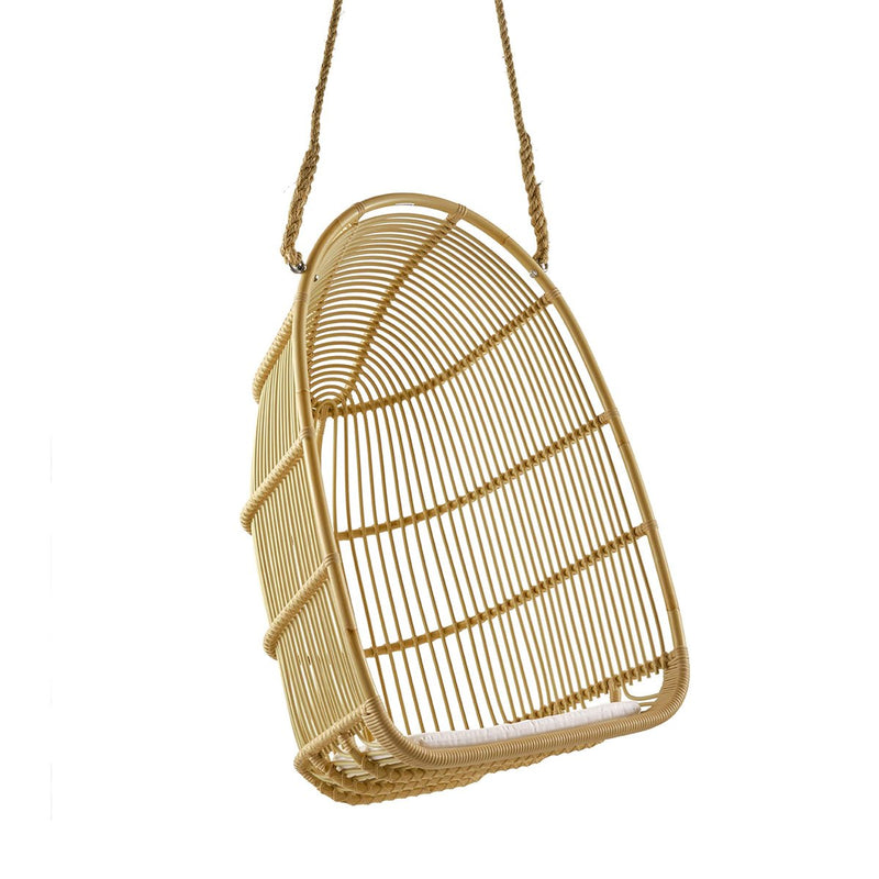 Racquel Exterior Hanging Chair - Natural
