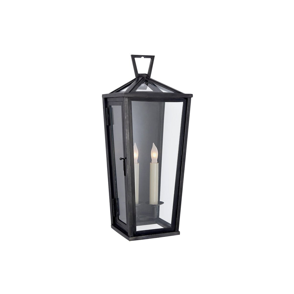 Outdoor Darlana Tall 3/4 Wall Lantern