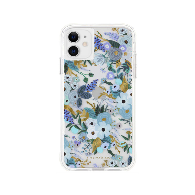 iPhone Case - Clear Garden Party