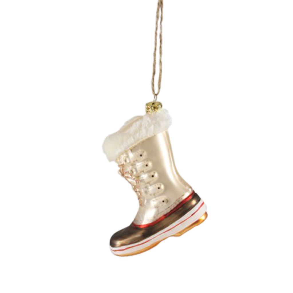 Winter Boot Ornament