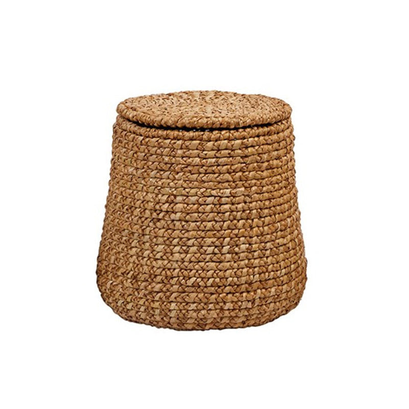Rattan Lid Baskets
