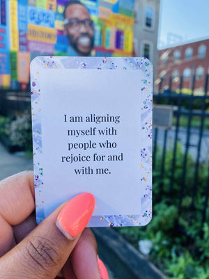Be Encouraged Affirmation Cards