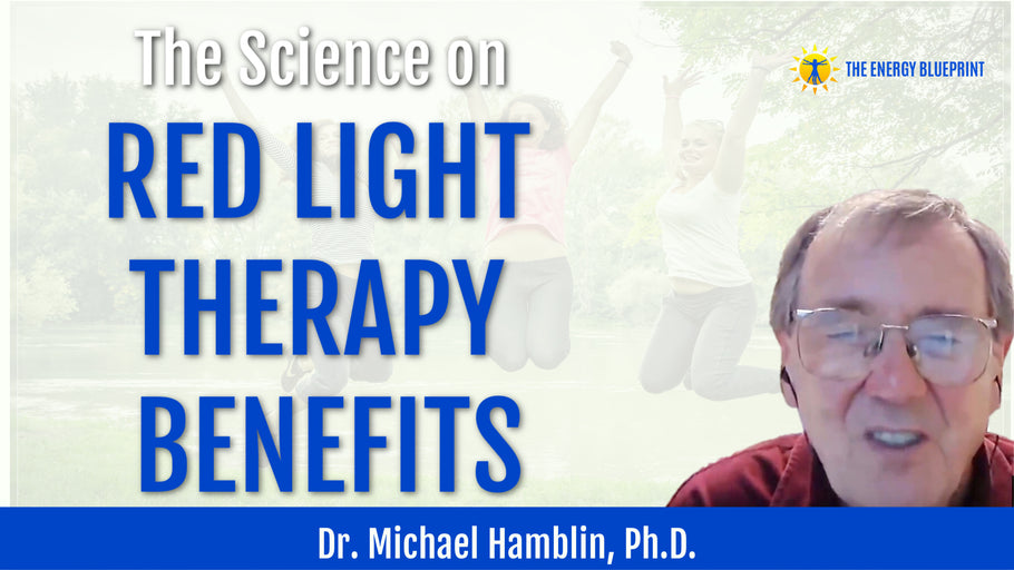 Dr Michael Hamblin and Near Infrared and Red Light Therapy