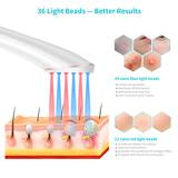 Professional Acne & Skin Rejuvenation Light Therapy Treatment Device