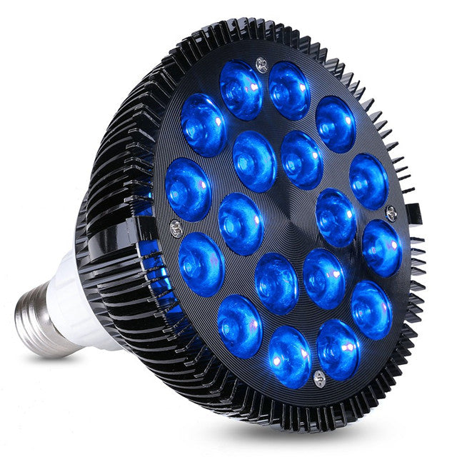 LIGHTFORCE LED BLUE LIGHT THERAPY 54W BULB