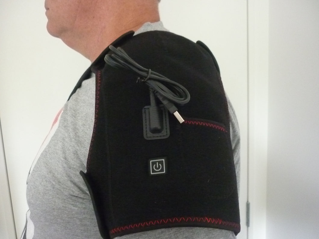 INFRARED HEAT THERAPY WRAP SHOULDER/ARM