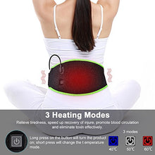 Load image into Gallery viewer, INFRARED HEAT THERAPY WRAP BACK & LOWER ABDOMEN