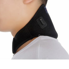Load image into Gallery viewer, INFRARED HEAT THERAPY WRAP NECK