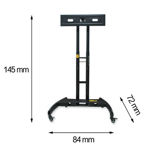Portable & Adjustable Therapy Light Stand