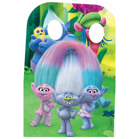 Trolls Diamond Guy Stand-In