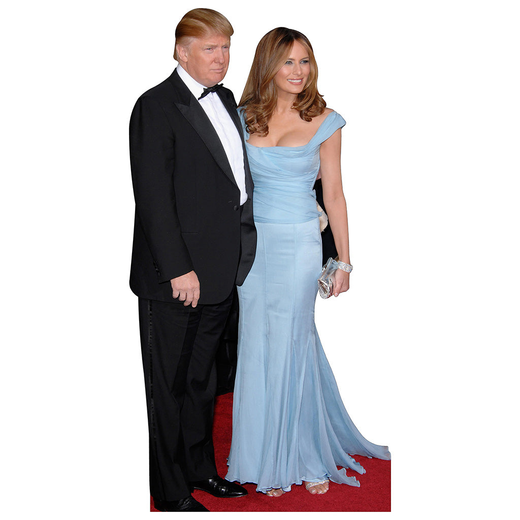 President Trump and First Lady