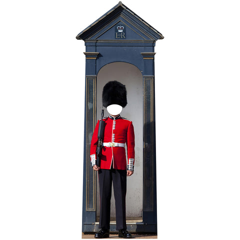 Queen's Guard Stand-In