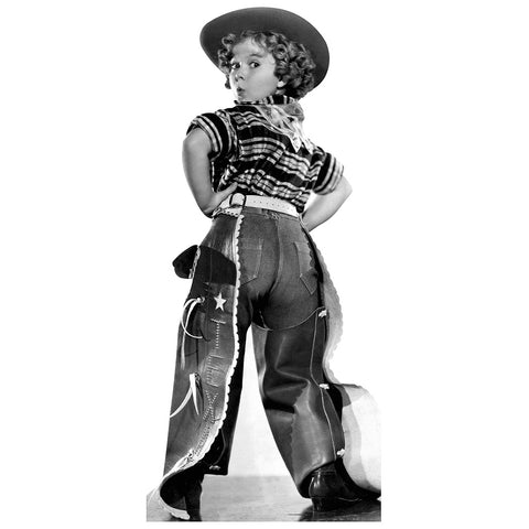 Shirley Temple Cowgirl