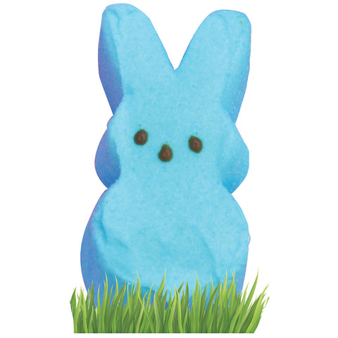 Blue Marshmallow Bunny Stand-In