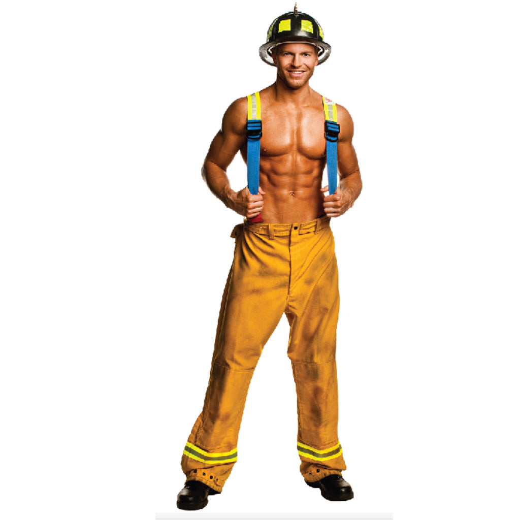 Chippendale Fireman