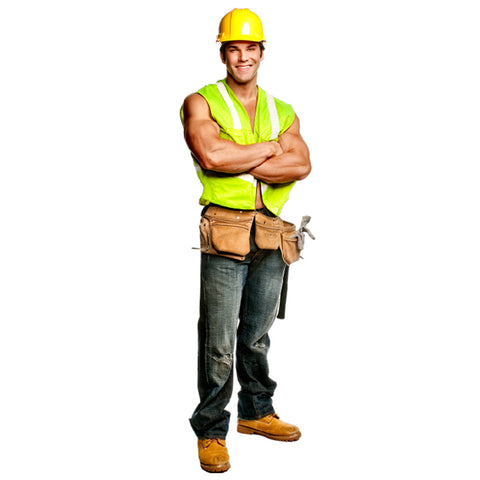 Chippendale Construction Worker