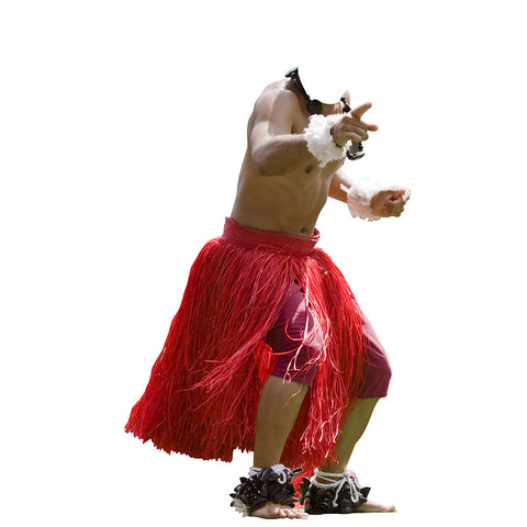 Hula Dancer Male