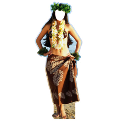 Hula Dancer Female