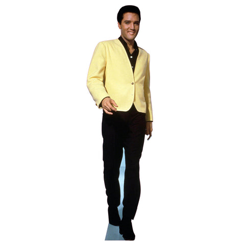 Elvis Yellow Coat