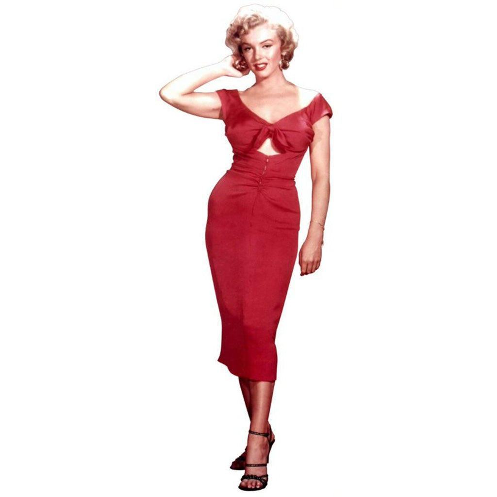 Marilyn Monroe Red Dress Niagara