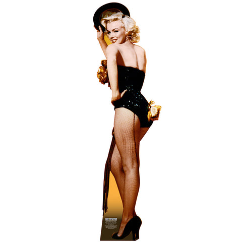 Marilyn Monroe Black Costume Gentlemen