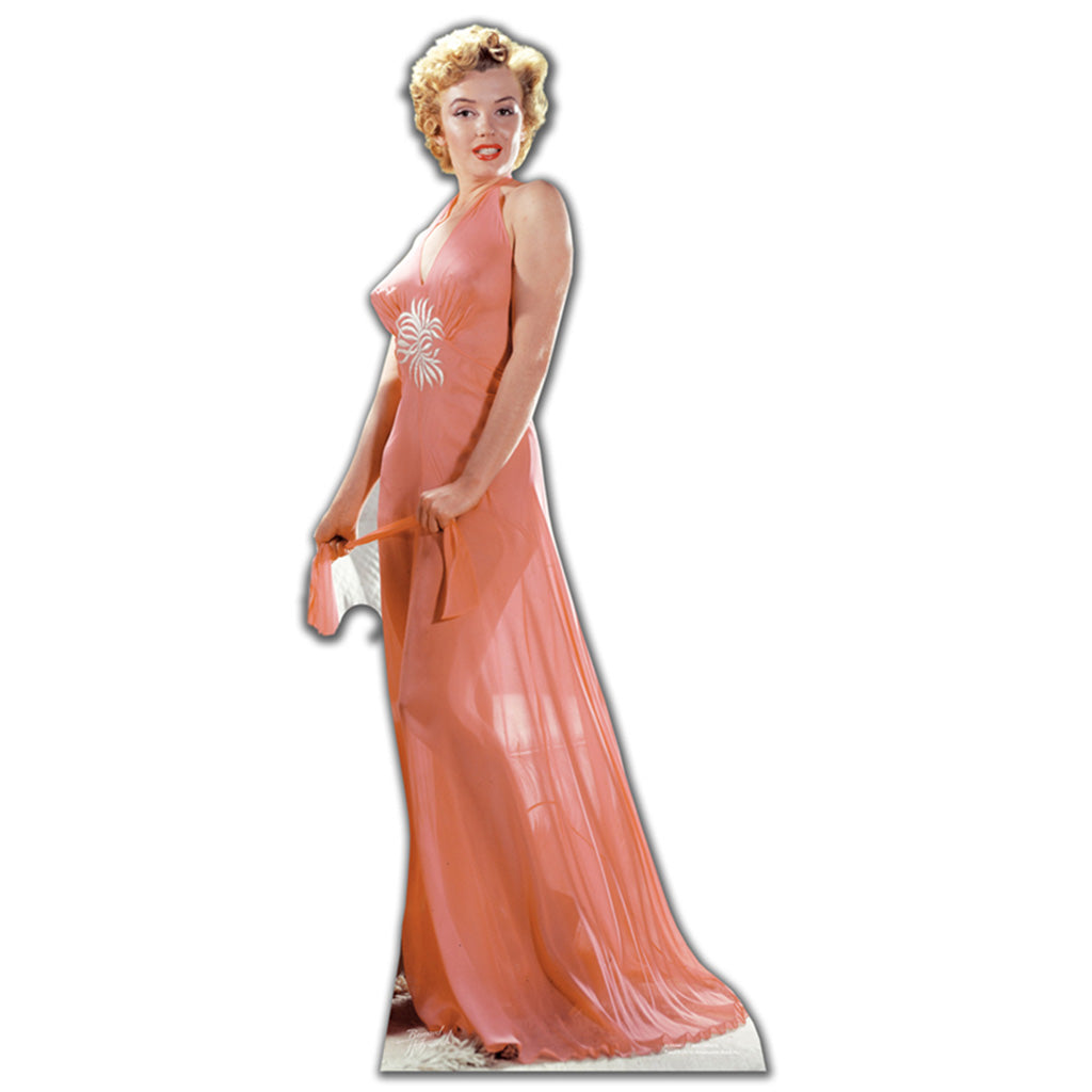 Marilyn Monroe Peach Nightgown