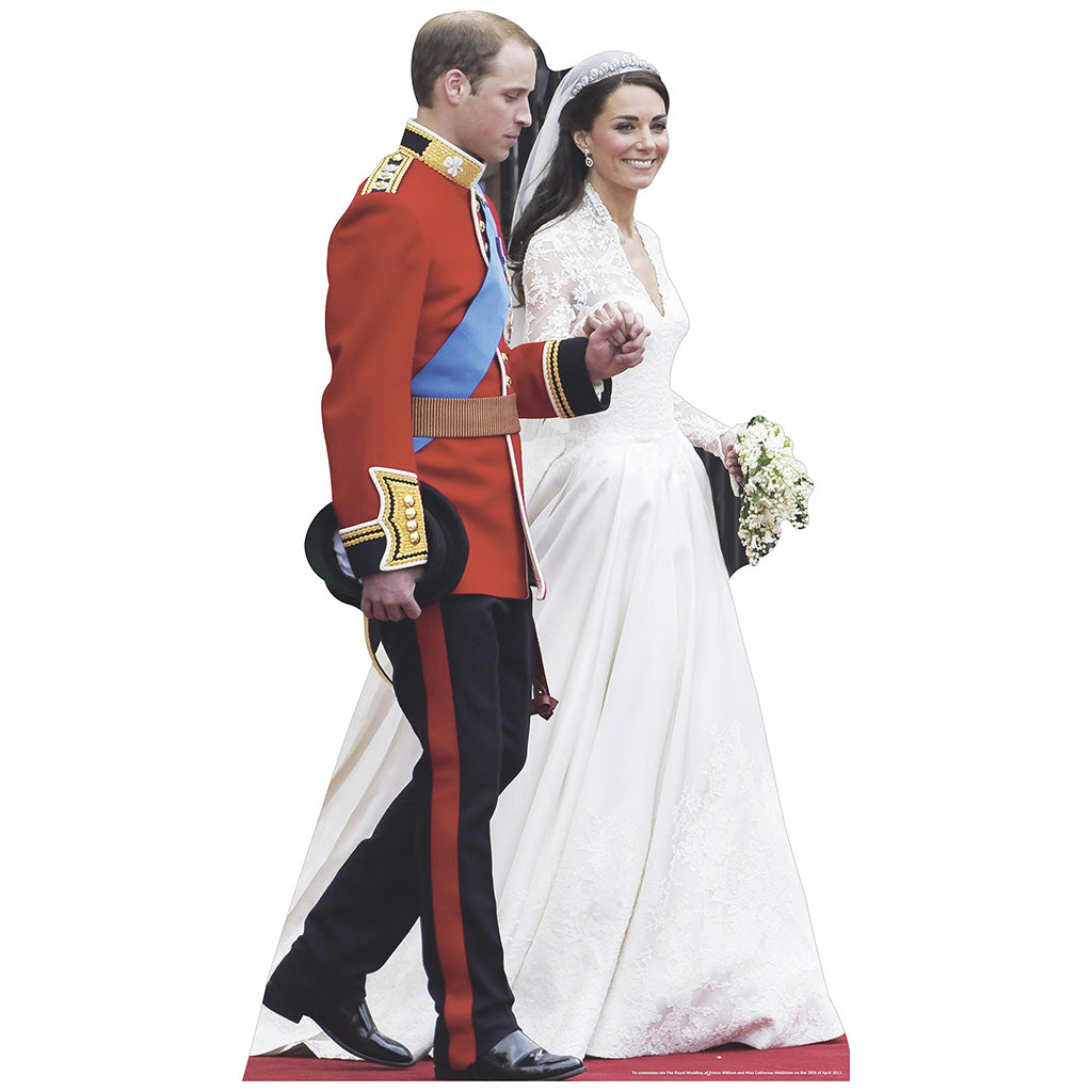William & Kate Wedding