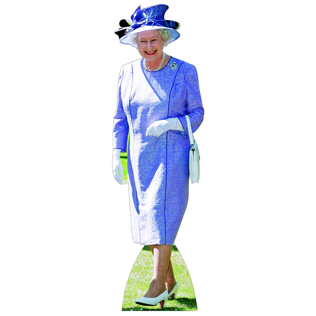 Queen Elizabeth (Lilac Dress)
