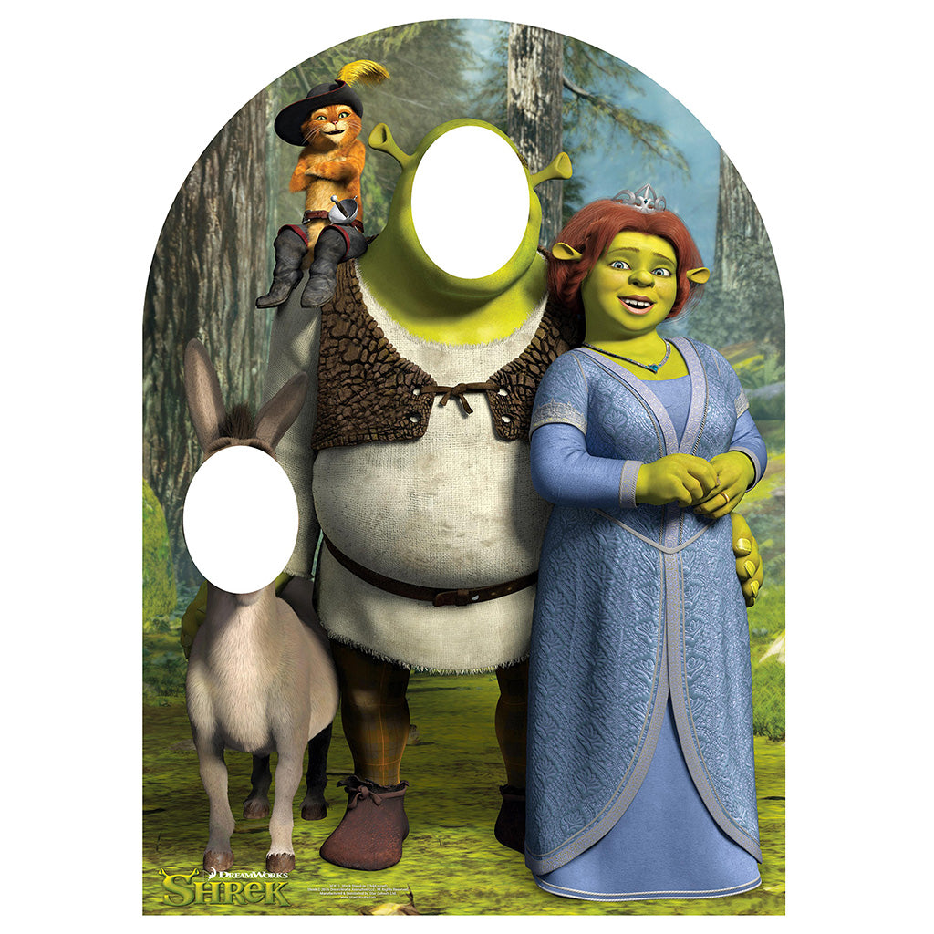 Shrek Child Stand-In