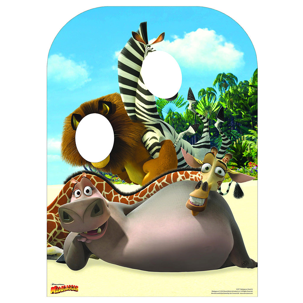 Madagascar Stand-In