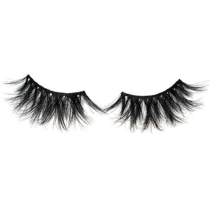 August 3D Mink Lashes 25mm - Nikki Smith Collection