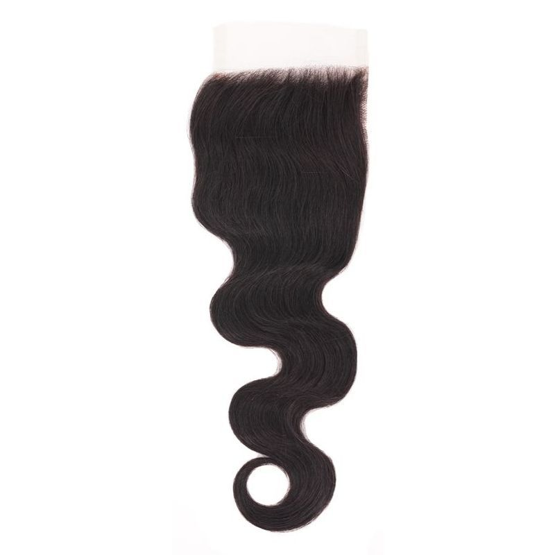 Mink Brazilian Body Wave HD Closure - Nikki Smith Hair Collection