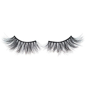 December 3D Mink Lashes 25mm - Nikki Smith Hair Collection