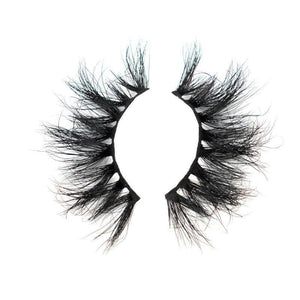 February 3D Mink Lashes 25mm - Nikki Smith Hair Collection