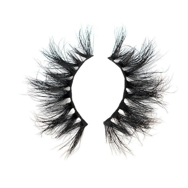 February 3D Mink Lashes 25mm - Nikki Smith Collection