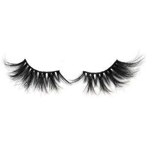 January 3D Mink Lashes 25mm - Nikki Smith Hair Collection