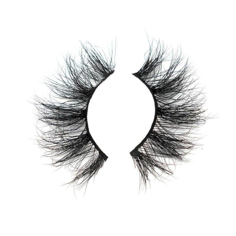 March 3D Mink Lashes 25mm - Nikki Smith Hair Collection
