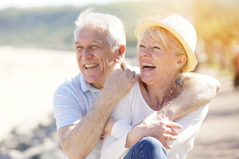 Is Ageing the Secret to Happiness?