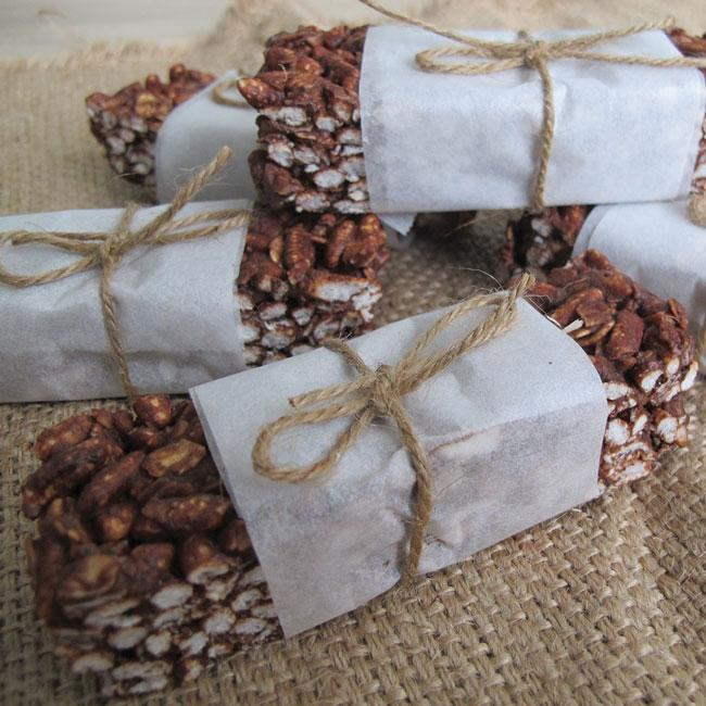 NuZest Rice Crackle Bars