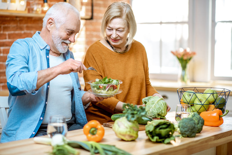Healthy Ageing with Clean Lean Protein