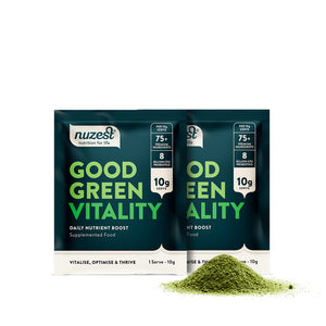Good Green Vitality Trial Pack