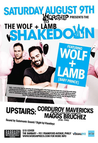 The Wolf and Lamb Shakedown