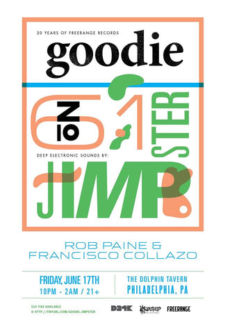 goodie no.61 : Jimpster