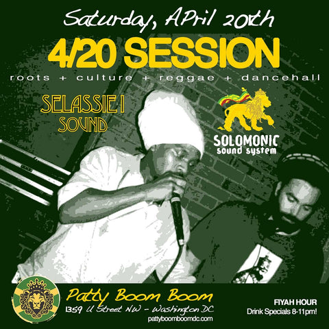 420 Forward Edition w Solomonic & Selassie I Sound