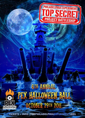 6th Annual PEX Halloween Ball - Shakedown Stage