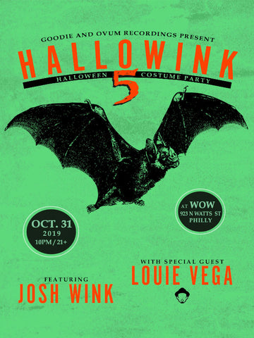 Hallowink no.5 - Josh Wink, Louie Vega