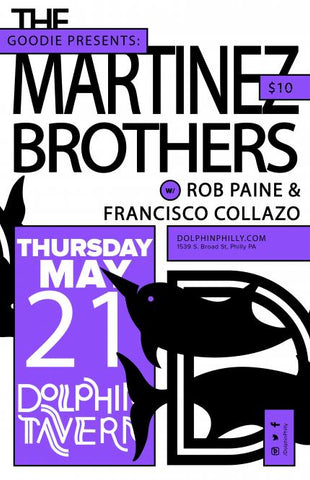 D24K & Worship Recordings present... :: goodie no. 40 :: THE MARTINEZ BROTHERS