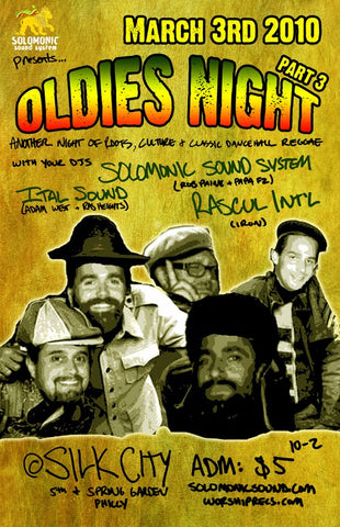 Oldies Reggae Night Part 3