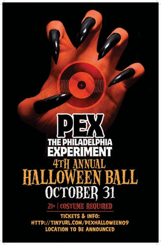 PEX Halloween Bash Oct. 30th